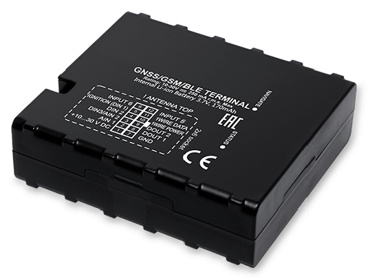 Geo-TraxPRO Fleet Tracking Device